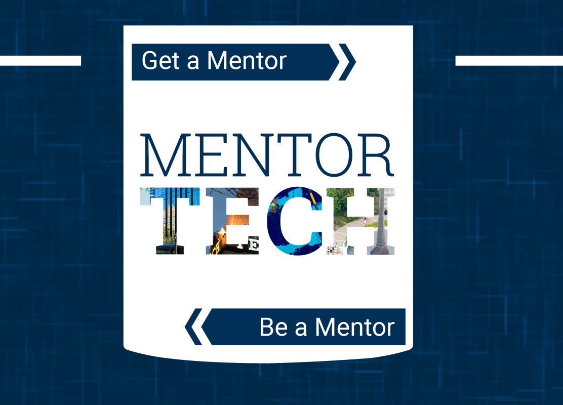 Mentor Tech Professional Partnerships: Get a Mentor. Be a Mentor.