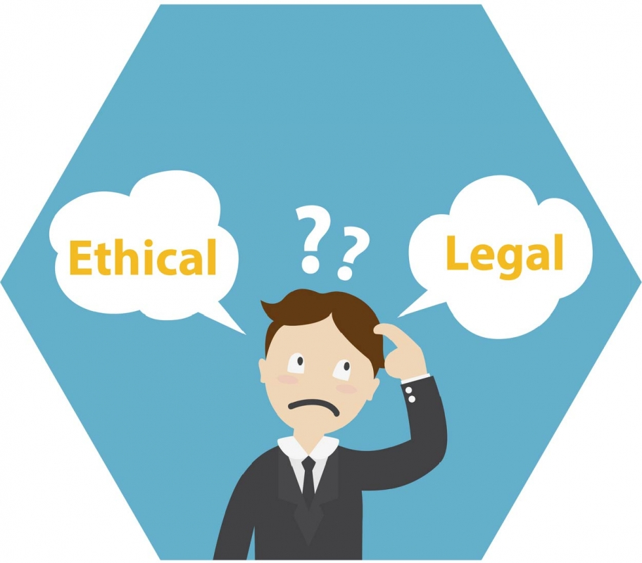 Ethical or Legal?