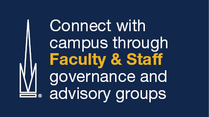 Faculty & Staff Governance