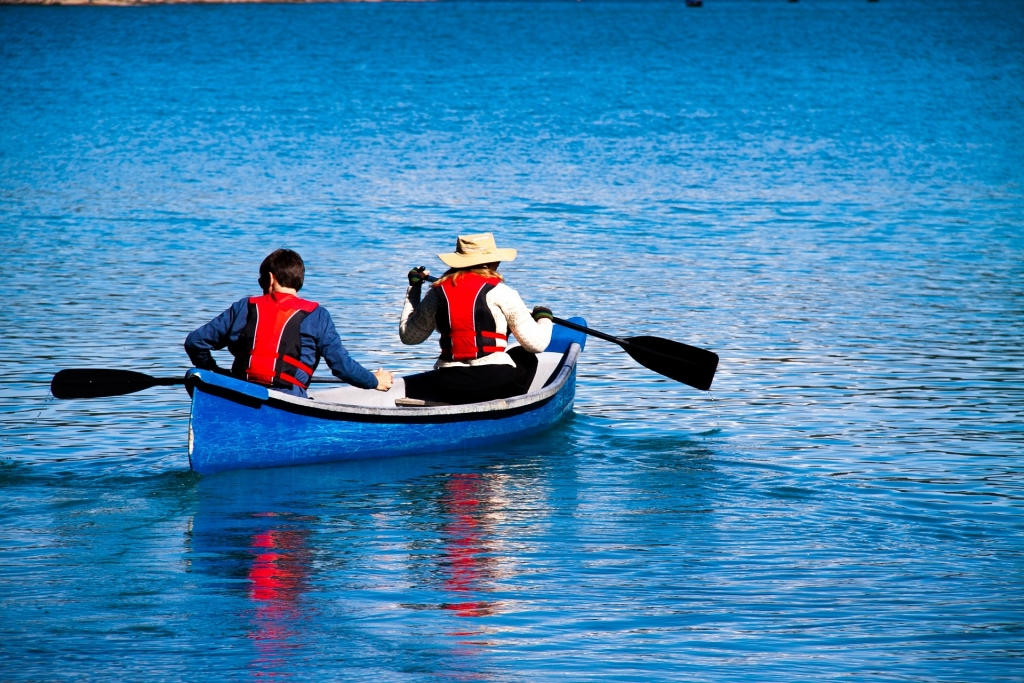 Health & Welfare Benefits: Family Canoeing